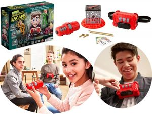 TM Toys Gra Operacja: Escape Room Junior