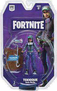 Tm Toys Fortnite Figurka 1-Pak - Teknique