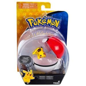 Tomy Zestaw Pokemon Figurka Pokemona z Pokeball