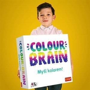 Trefl Gra Colour Brain Myśl Kolorem!