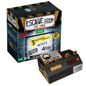 Trefl Gra Escape Room