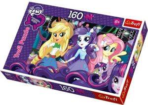 Trefl My Little Pony Equestria Girls Na Balu 160el