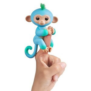 WowWee Fingerlings Interaktywna Małpka Charlie