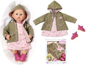 Zapf Creation Baby Annabell Deluxe Ubranko Dla Lalki Na Spacer