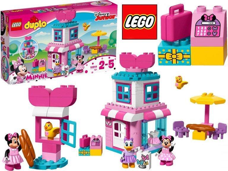 Lego Duplo Klocki Butik Myszki Minnie 70el Sklep Damizabawkipl