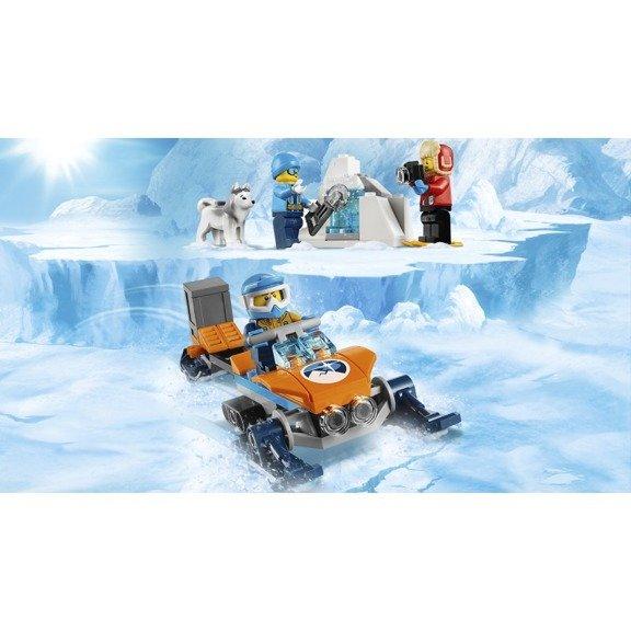 Lego City Klocki Arktyczny Zespół Badawczy 70 El Sklep Damizabawkipl