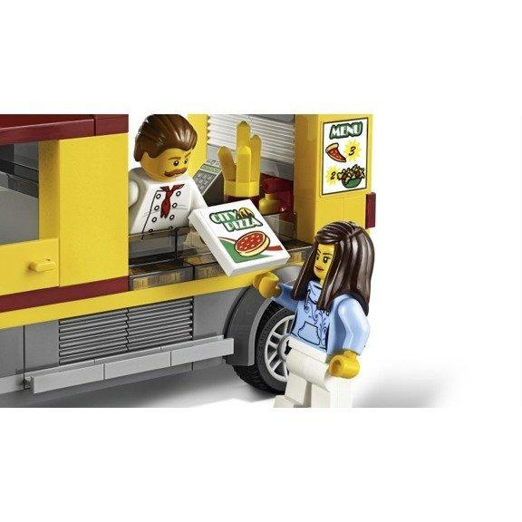 Lego City Klocki Foodtruck Z Pizzą 249 El 60150 Sklep Damizabawkipl