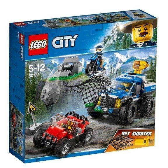 Lego City Klocki Pościg Górską Drogą Sklep Damizabawkipl
