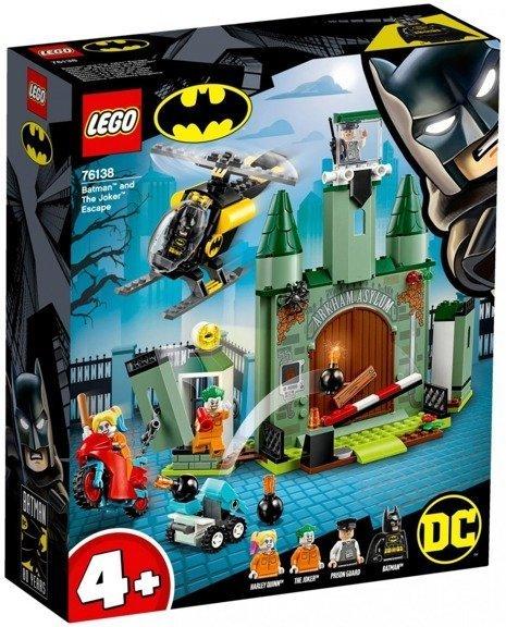 Lego Dc Super Heroes Batman Atak Clayface Na Jaskinię