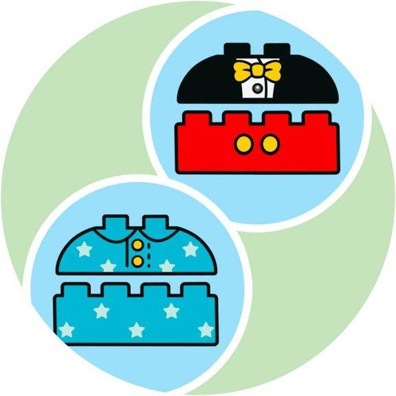 Lego Duplo Klocki Moja Pierwsza Myszka Miki Sklep Damizabawkipl