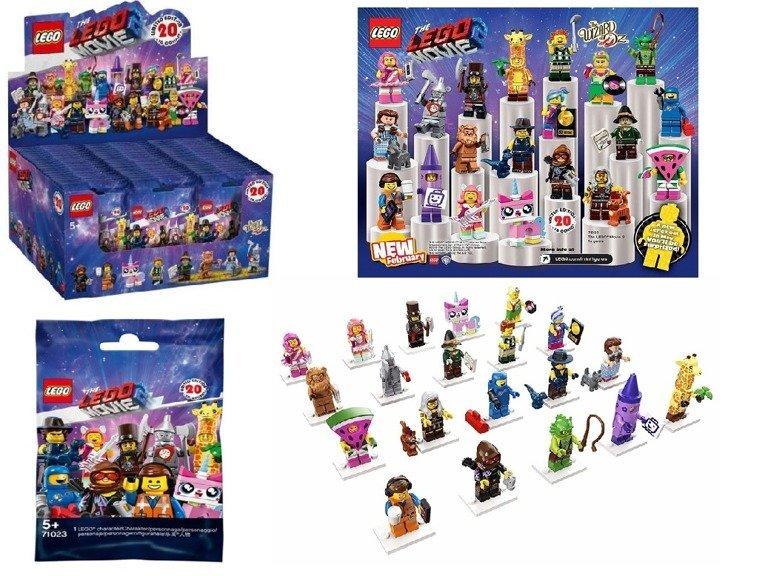 Lego Movie 2 Seria Kolekcjonerska Minifigurki Z Filmu Przygoda 2