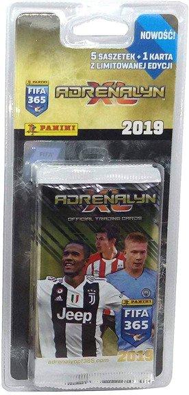 3157843c1 Panini Fifa 365 Adrenalyn XL Karty Blister 5 Saszetek - sklep ...