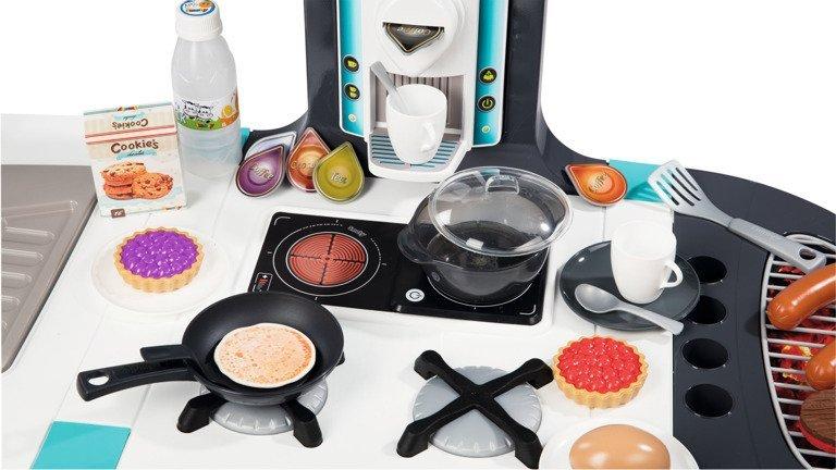 Smoby Mini Tefal Kuchnia Elektroniczna French Touch Bubble