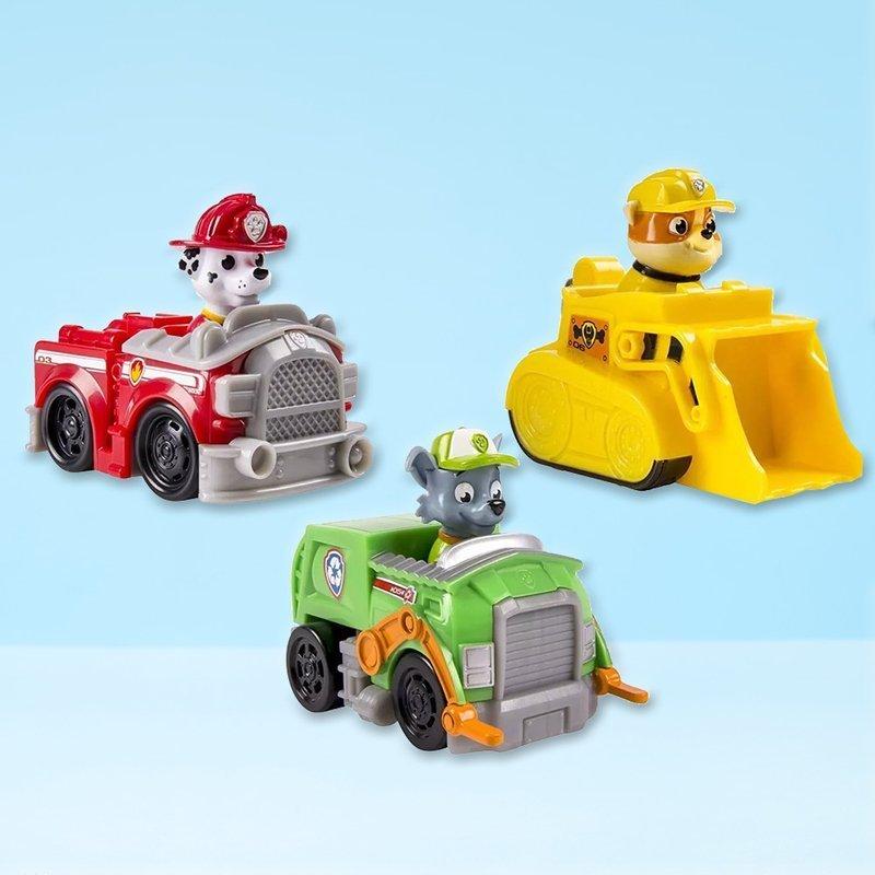 Spin Master Psi Patrol Mini Pojazd I Figurka Sklep