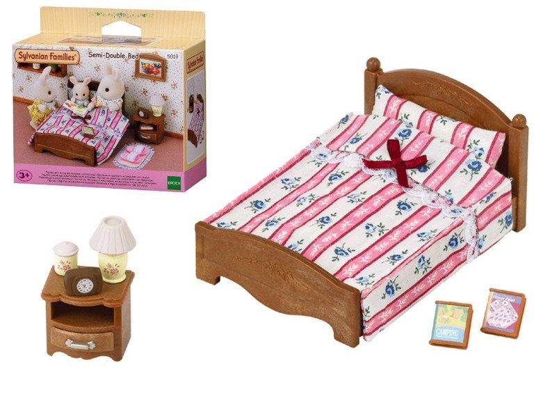 Sylvanian Families Zestaw Sypialnia łóżko Podwójne Sklep
