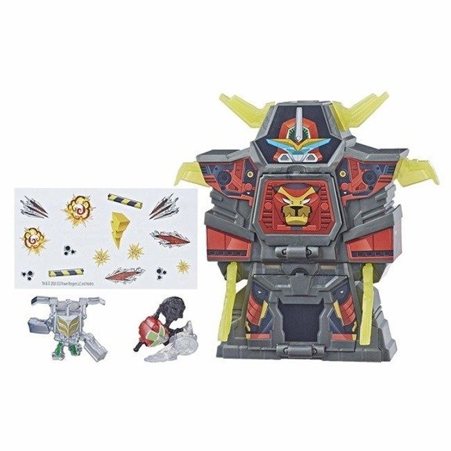 Hasbro Power Rangers Figurka Micro Morphers Zords