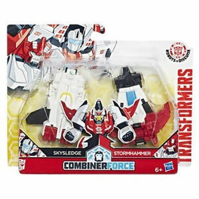 Hasbro Transformers Crash Combiner force- Figurka Stromhammer i Skysledge