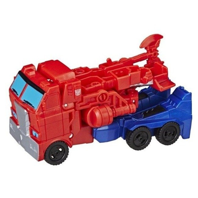Hasbro Transformers Cyberverse Figurka Do Transformacji Optimus Prime