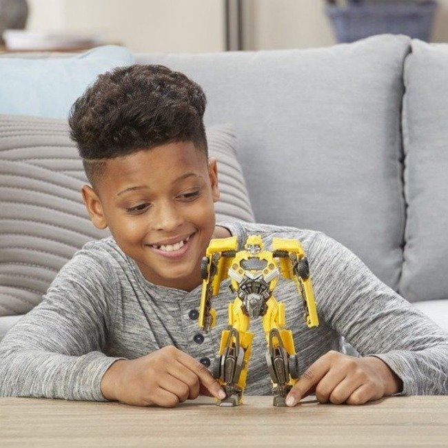 Hasbro Transformers Mission Vision Figurka Do Transformacji Bumblebee