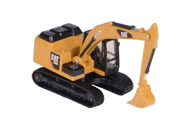 Toy State Koparka Gąsienicowa Caterpillar Cat 320E 1:90